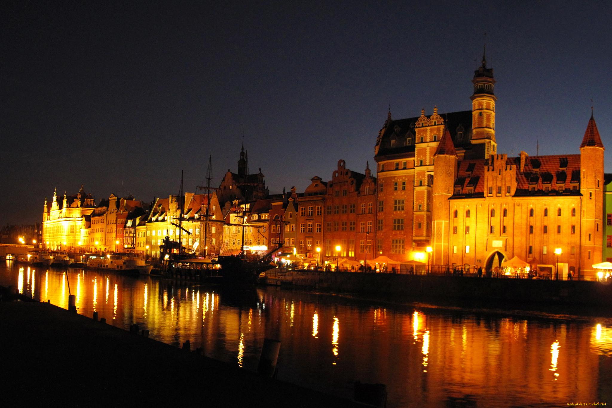 польша красивейшие города фото сказать огромное